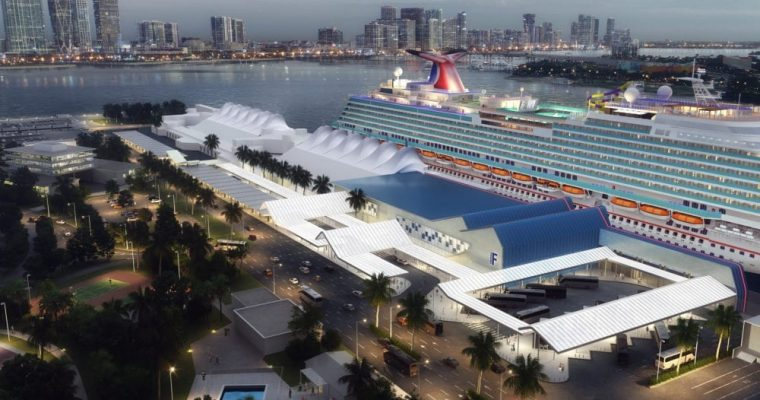 Carnival Will Homeport New Mega Cruise Ship in Miami
