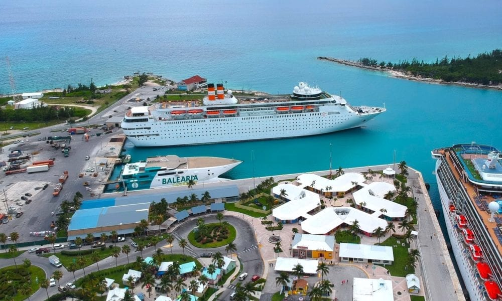 First Cruise Ship Returns To Freeport, Bahamas This Week