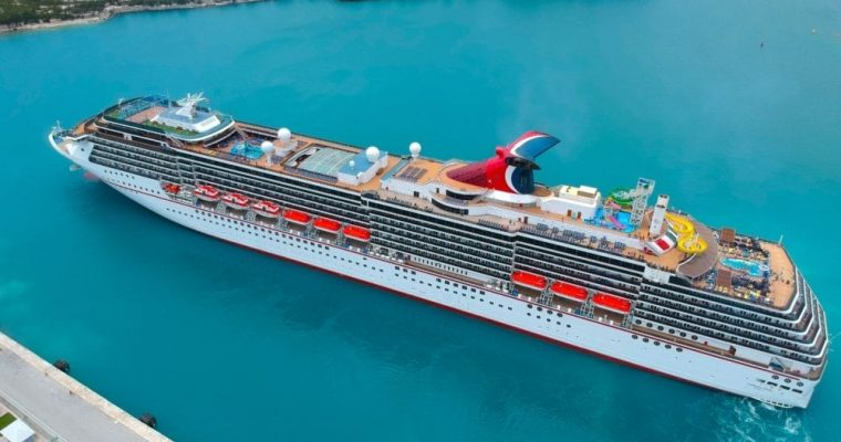 Carnival Cruise Line Returns to Freeport, Bahamas