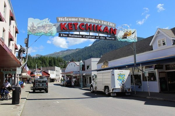 Ketchikan Cruise Port Guide and Information