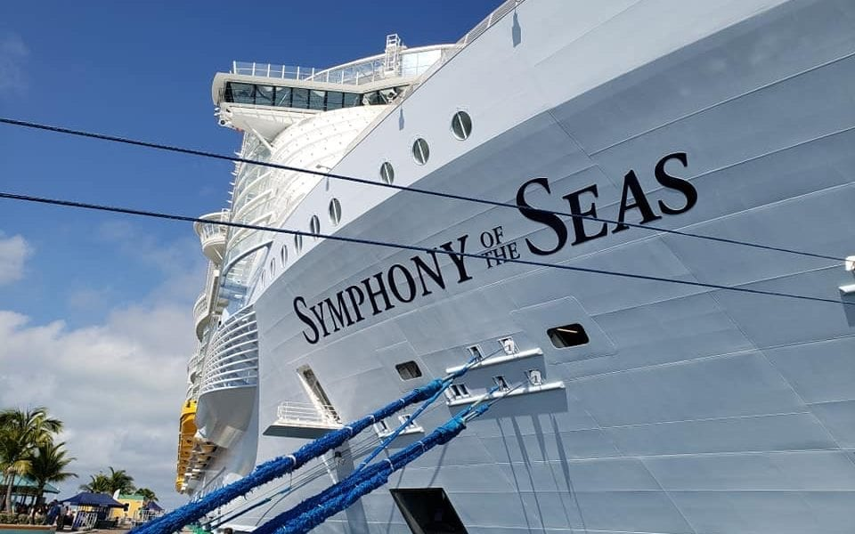 Symphony of the Seas 2019 Review + News