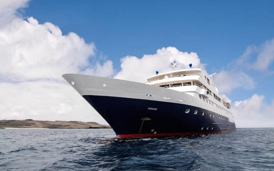 Cruise Ship Evacuated After Running Aground