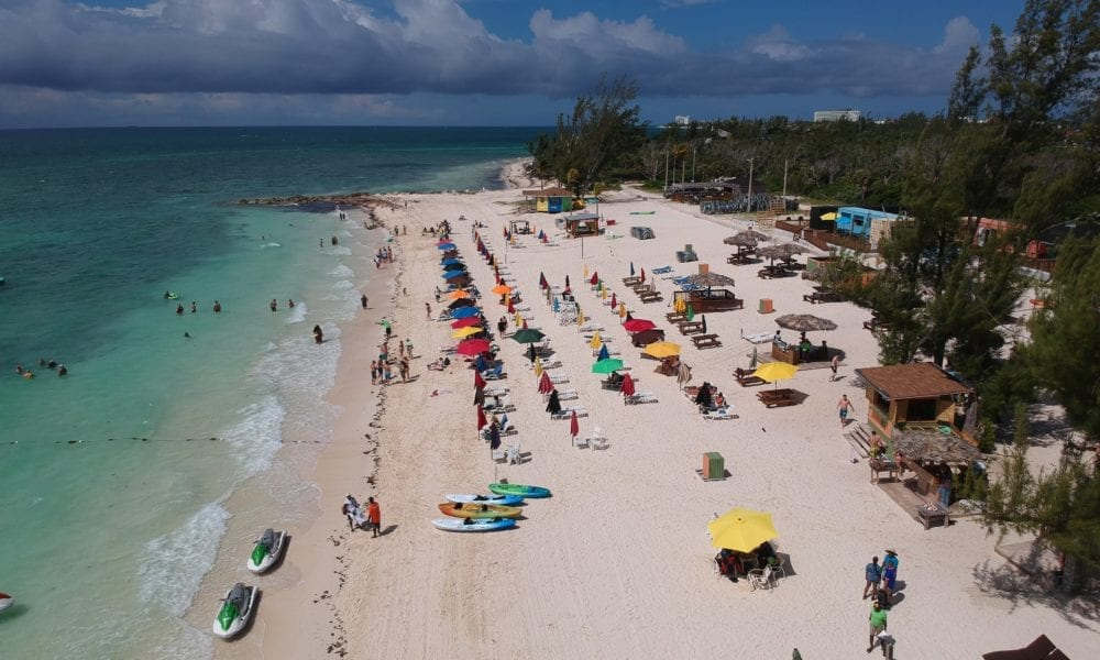 How Carnival Cruise Line Is Helping Grand Bahama