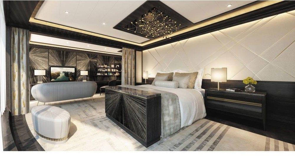 Cruise Ship Suite Has $200,000 Mattress