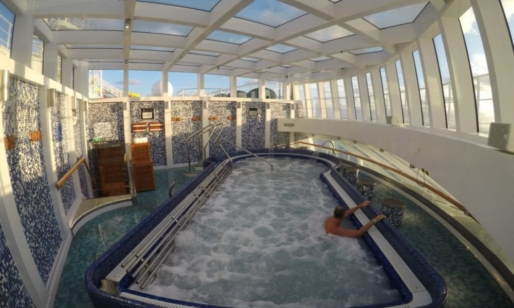 Carnival Breeze Cloud 9 Spa