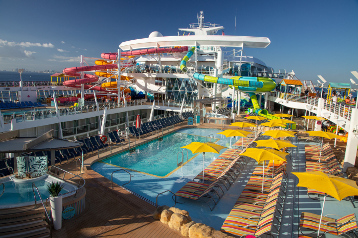 Oasis of the Seas Returns After $165 Million Makeover