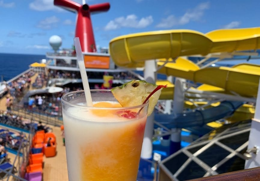 Why We Cruise Wednesday: The Drink Package