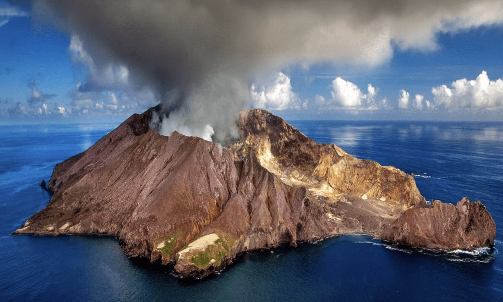 Royal Caribbean Guests Involved in Deadly Volcano Eruption