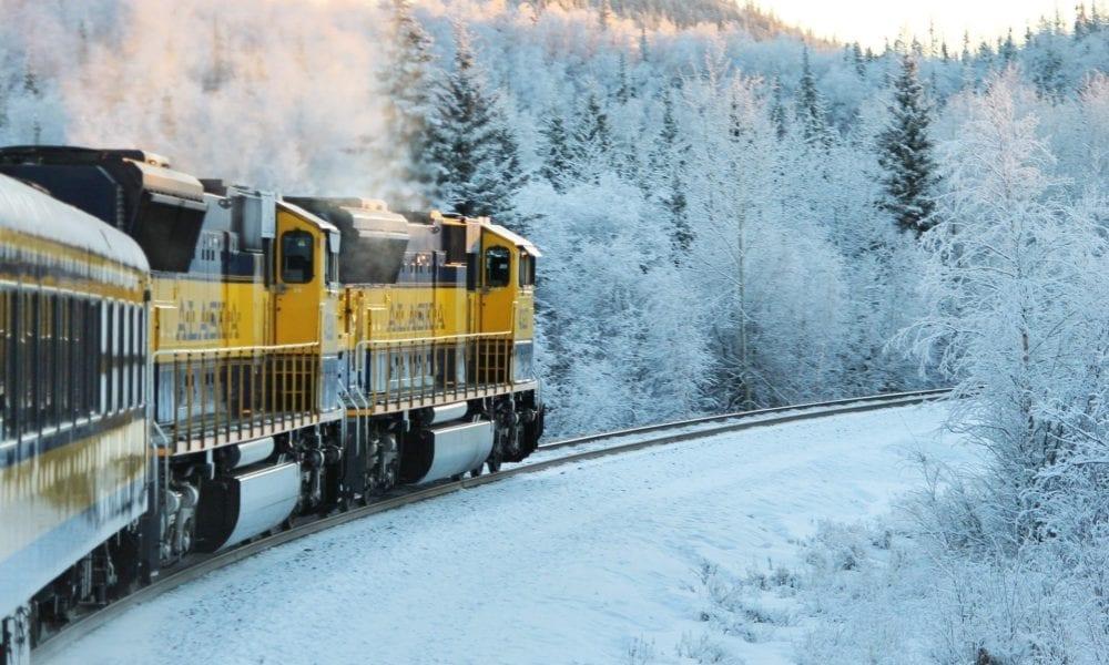What is the Alaska Railroad?