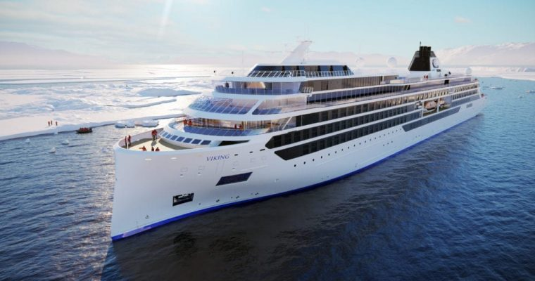 Viking Ocean Cruises is Launching an Expedition Brand