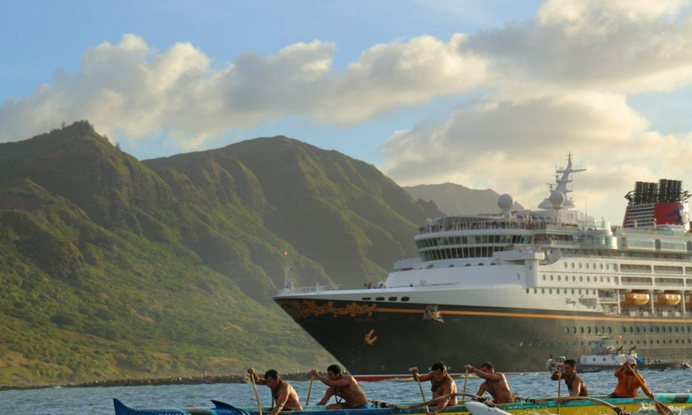 Disney Cruise Line Returns to Hawaii in 2022