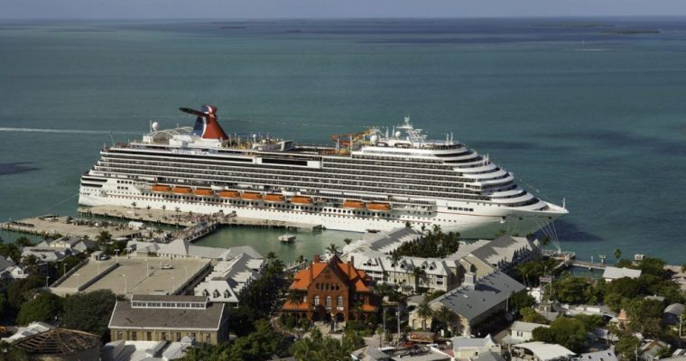 Key West's Cruise Ship Ban Could Soon Be Reversed