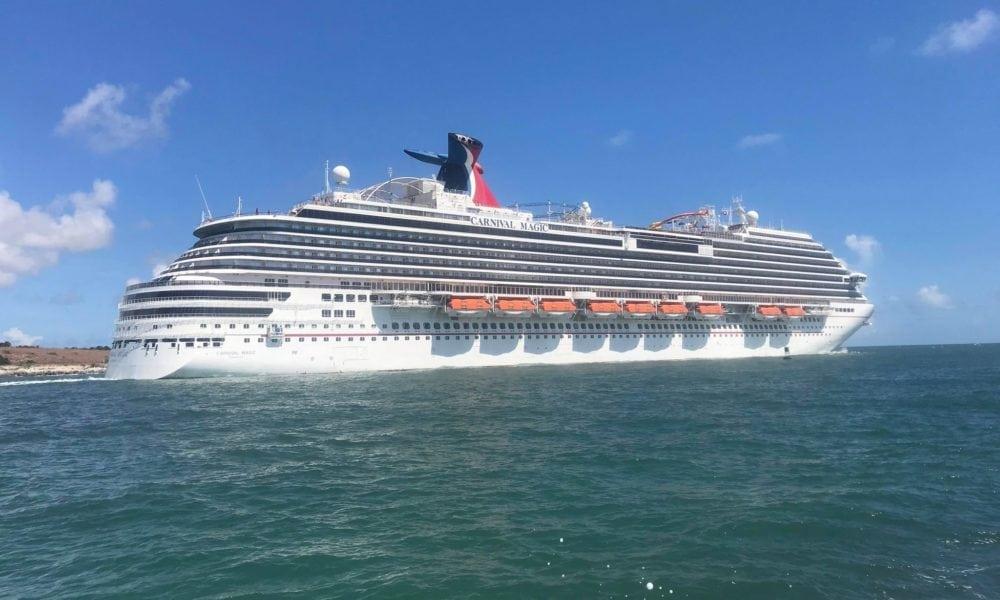 Carnival Cruise Line Still Holding Onto November Cruises