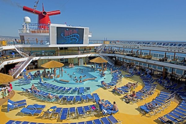 Carnival Cruise Line Cancels Most, But Not All, 2020 Sailings