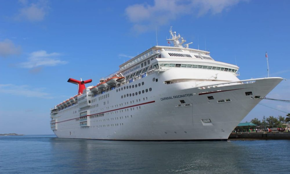Former Carnival Cruise Ship Finds New Life in Asia