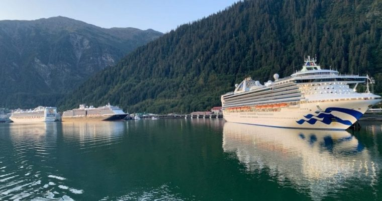 The Rule Change That Could Save Alaska's 2021 Cruise Season