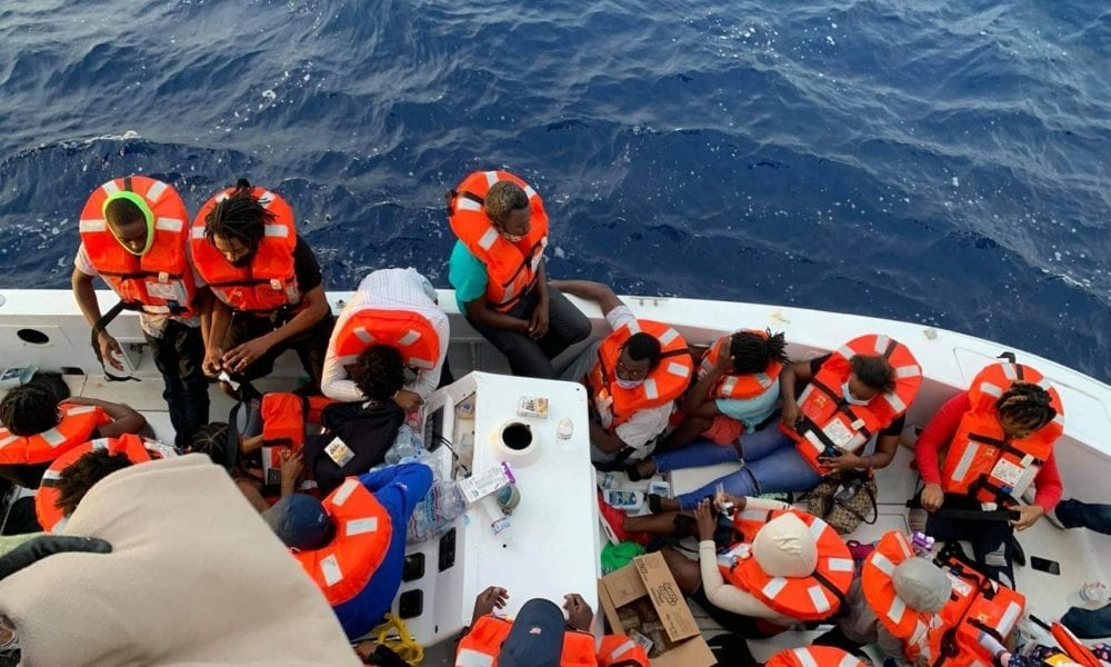 Carnival Cruise Ship Rescues 24 From Sinking Boat
