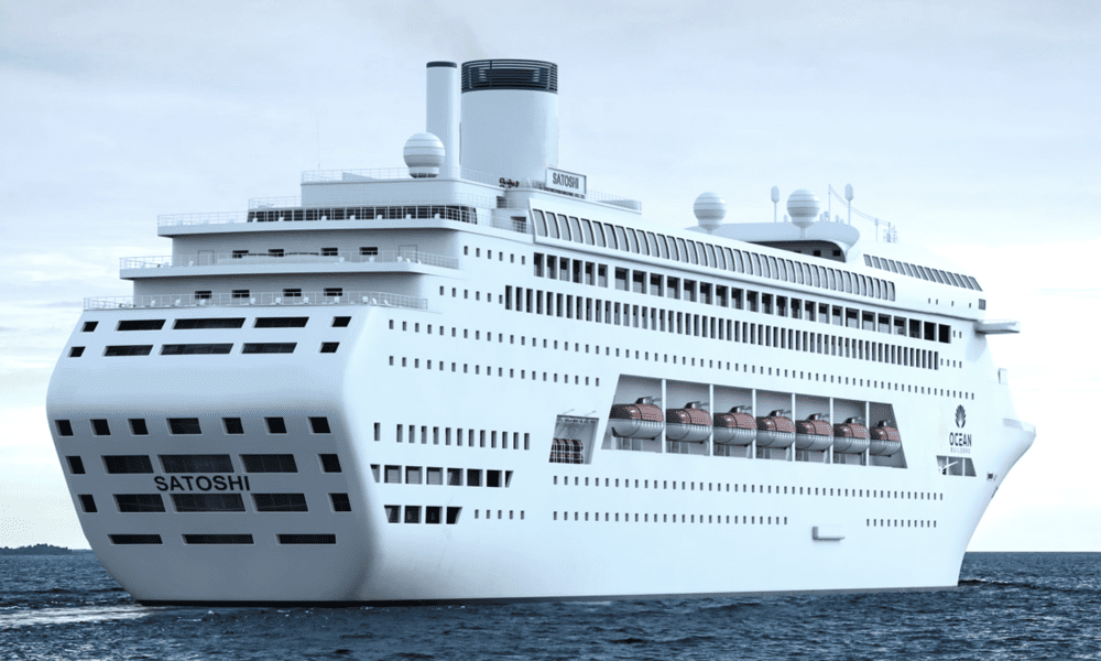 You Can Live on This Cruise Ship For $25,000