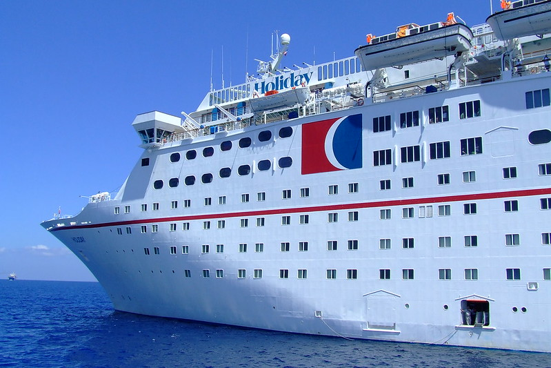 Former Carnival Cruise Ship Auctioned For Three Million Dollars