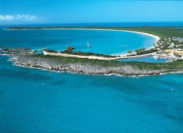 Half Moon Cay Wins 'Best Private Island' of 2020