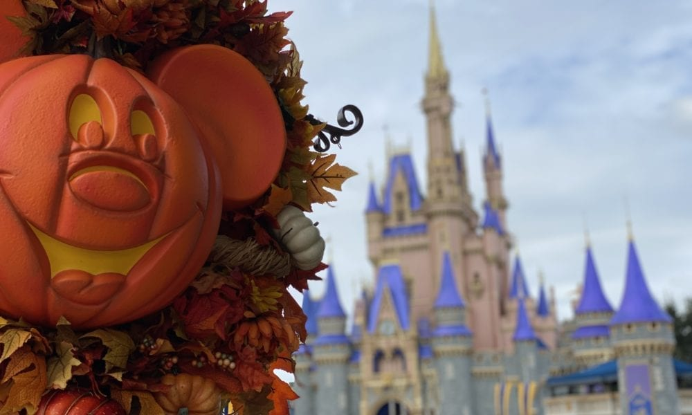 Travel During a Pandemic: Visiting Disney's Magic Kingdom