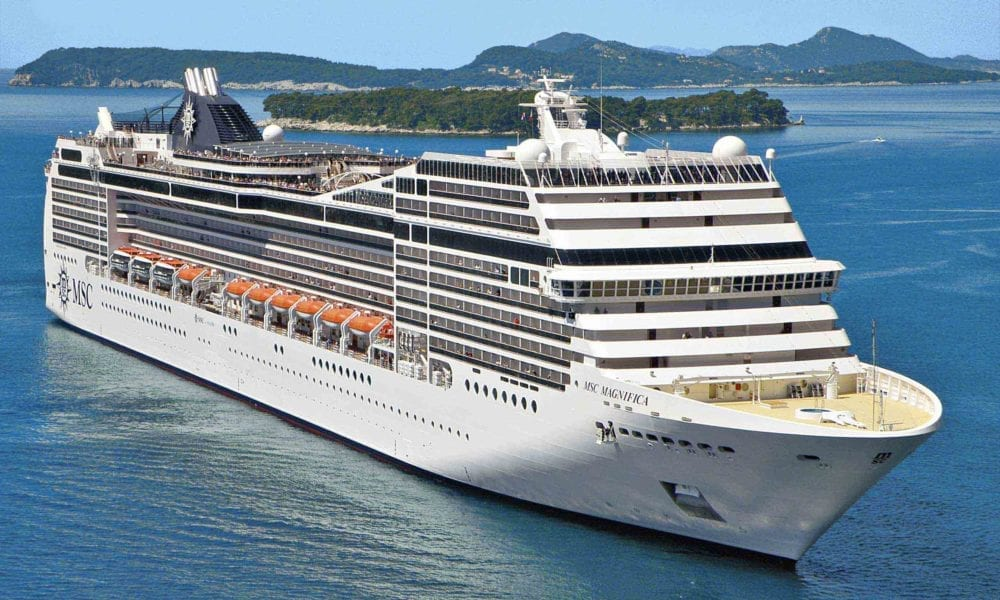 MSC Cruises Suspends One Ship As Europe Locks Down