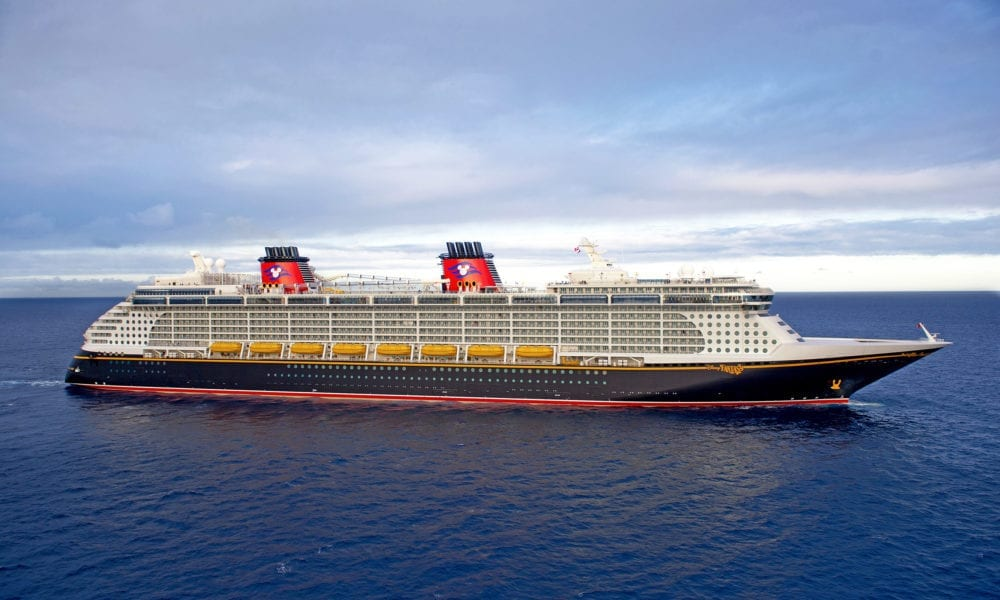 Disney Offers Update on New Cruise Ships, Future Bookings