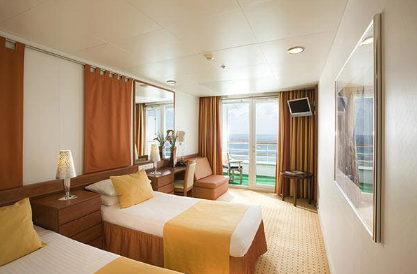 Cruise Ship Staterooms Are Now For Sale
