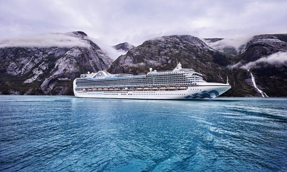 Princess Reveals 2022 Alaska Cruise Season