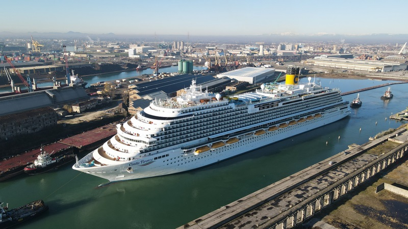 Carnival Corporation Takes Delivery of Newest Cruise Ship