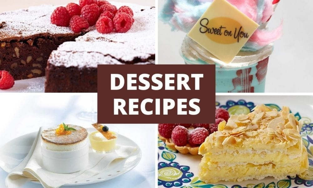 10 Cruise Ship Dessert Recipes You Can Make With Your Family