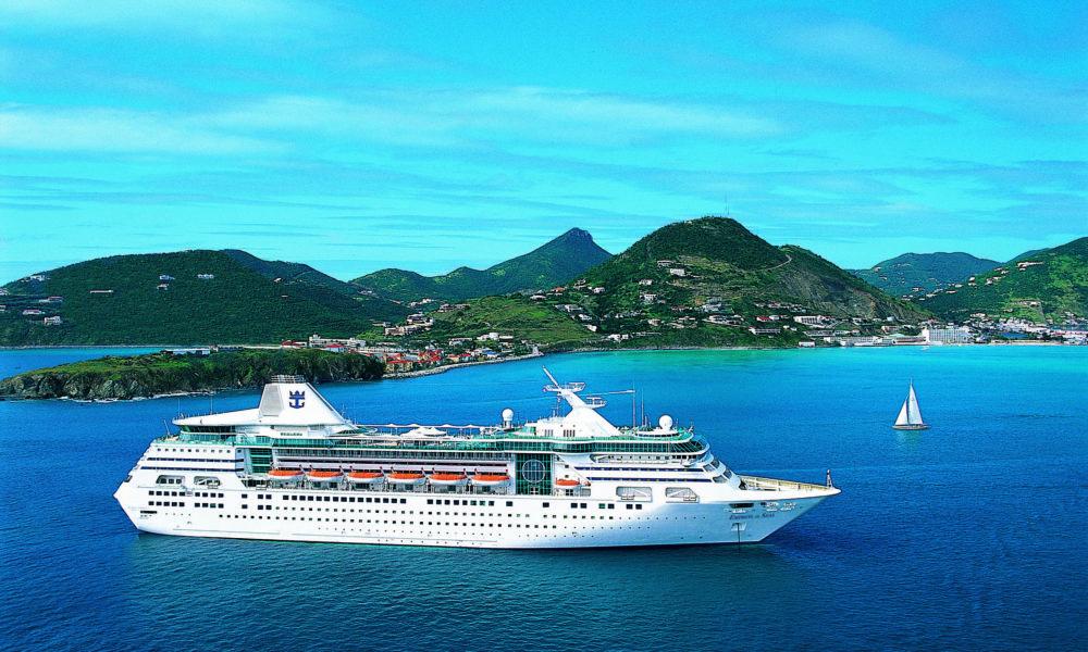 Former Royal Caribbean Cruise Ship Gets New Life