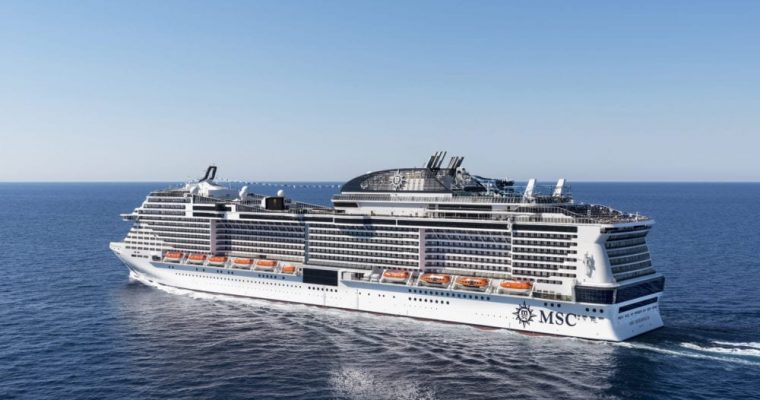 MSC Extends Pause For U.S. Cruises Through February 2021