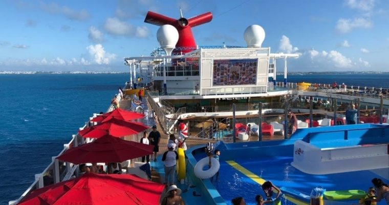 Carnival Cruise Line Cancels All March 2021 Sailings