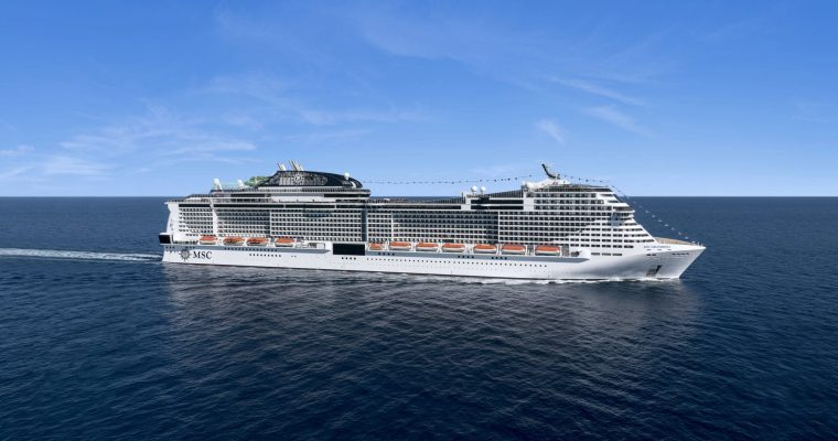 MSC Cruises Cancels More Grandiosa Voyages