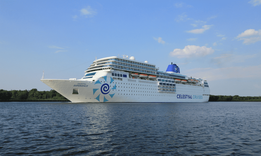 Cruise Line Reaches For The Skies With Expanded Fleet