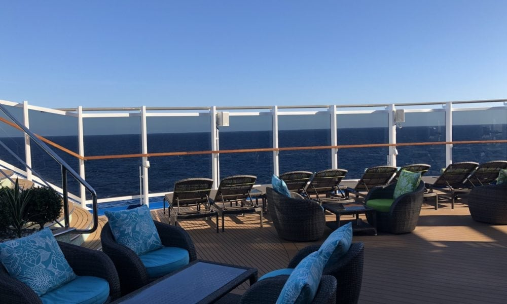 First Impressions of a Transatlantic Cruise