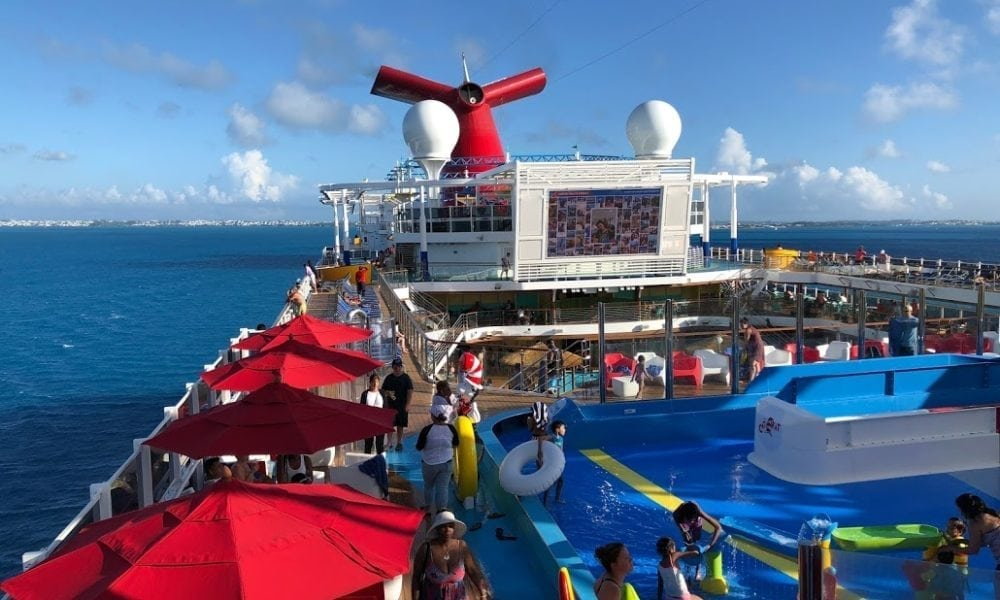 Carnival Cruise Internet >> Carnival Cruise Line Signs Internet Boosting Contract A Day In