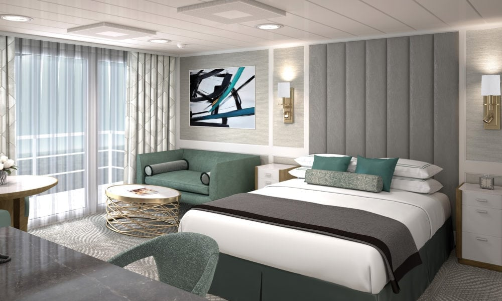 Four More Cruise Ships To Get Major Makeovers [Photos]