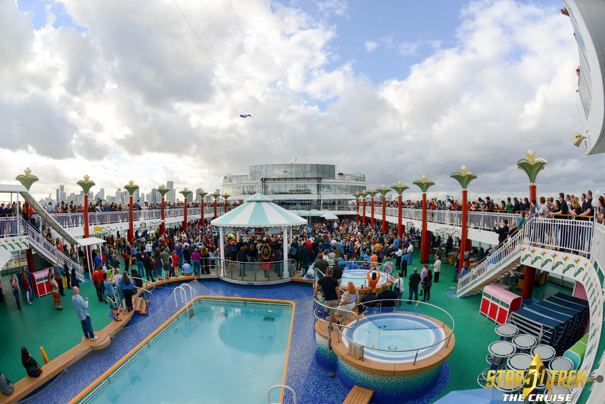 Norwegian Jade To Host Star Trek Cruise in 2019
