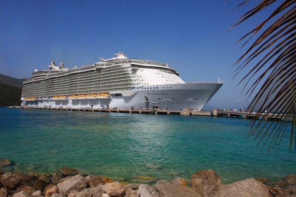Royal Caribbean Streamlines Online Check-In Process
