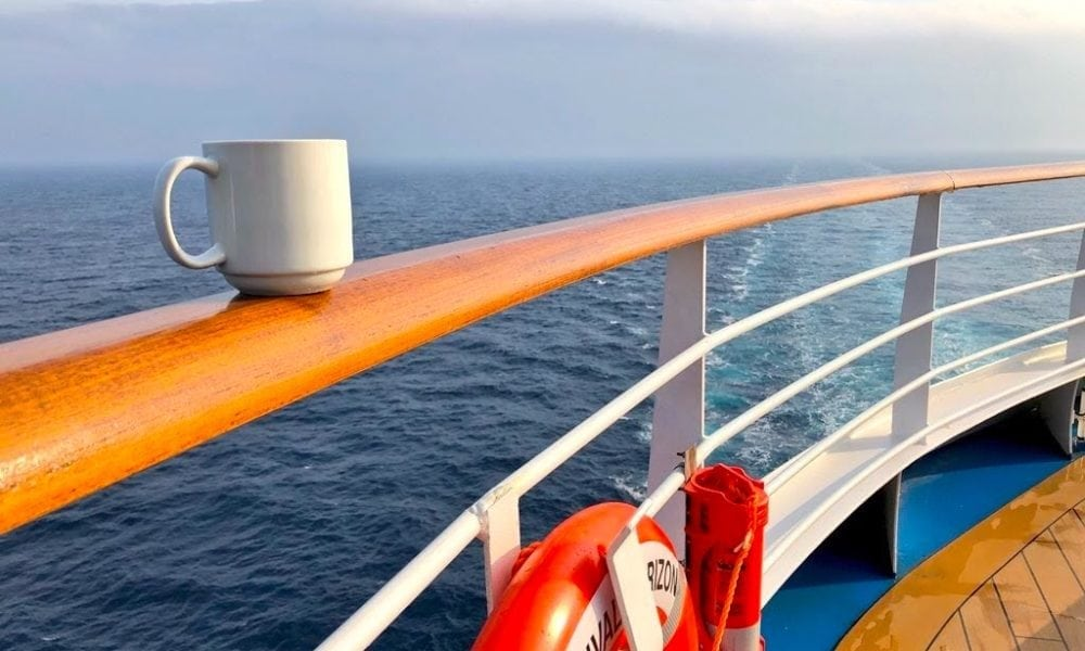 5 Ways to Prevent Illness While at Sea