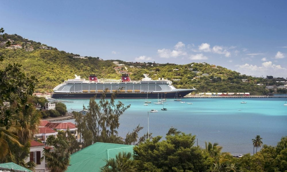 Disney Cruise Line to Sail From New Orleans For the First Time