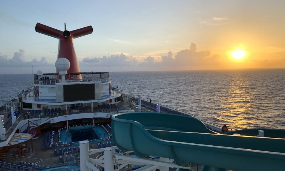 Carnival Cruise Line Releases Hurricane Safety Video