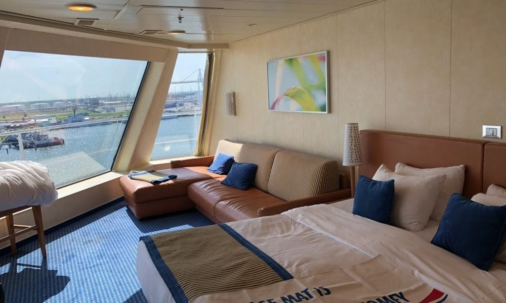 Carnival Cruise Line Refurbs Look To Add More Cabins