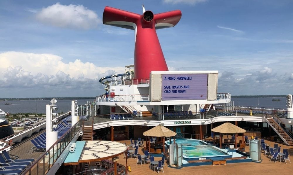 Cruise News Headlines | Week of August 26, 2018