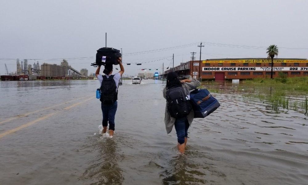 Texas Flooding Delays Carnival Cruise Ship
