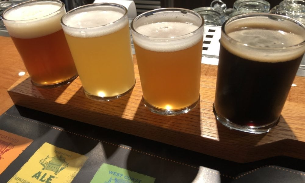 Review: Carnival Cruise Brewery Tour