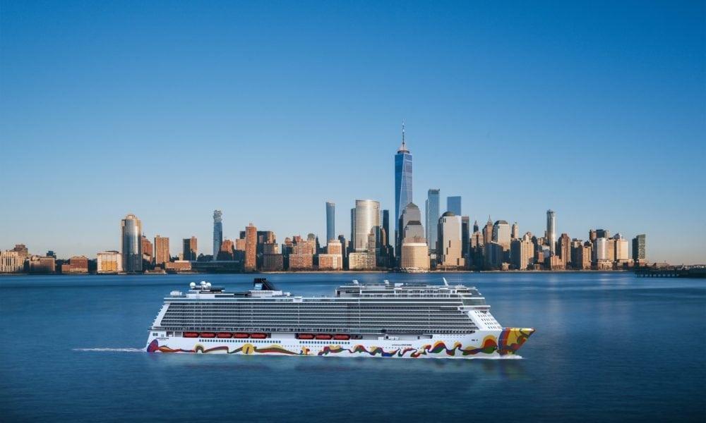 Norwegian is Sending Newest Cruise Ship to New York City