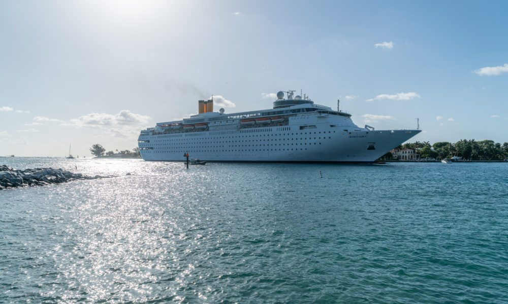 Palm Beach-Based Cruise Line Announces Free Fitness Classes
